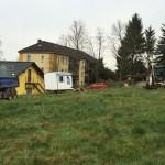 Baustelleneinrichtung Bad Schlema