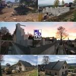 Fertigstellung Bauvorhaben Bernsbach
